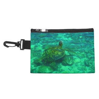 Hawaiian Honu Sea Turtle Accessories Bags