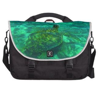 Hawaiian Honu Sea Turtle Bags For Laptop