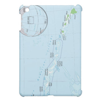 Hawaiian Island Chain Map Cover For The iPad Mini