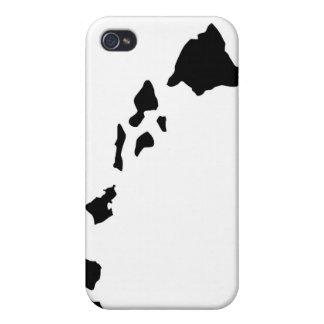 Hawaiian island iphone case iPhone 4 case