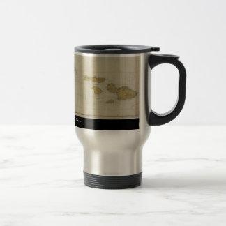 Hawaiian Islands Coffee Mug