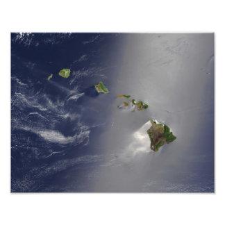 Hawaiian Islands Photo Print