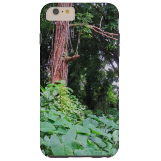 Hawaiian Jungle Tough iPhone 6 Plus Case