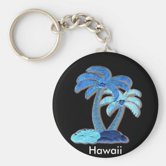 Hawaiian Keychain