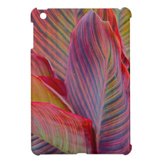Hawaiian Leaves iPad Mini Cover