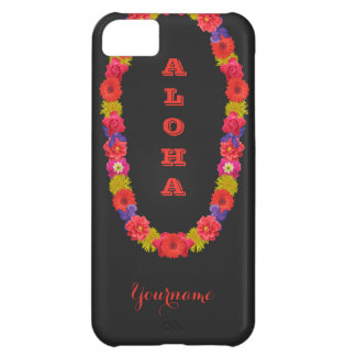 Hawaiian Lei custom cases