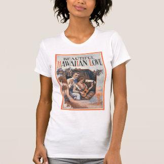 Hawaiian Love Ladies light short sleeve T-Shirt