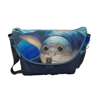 Hawaiian Monk Seal Commuter Bags