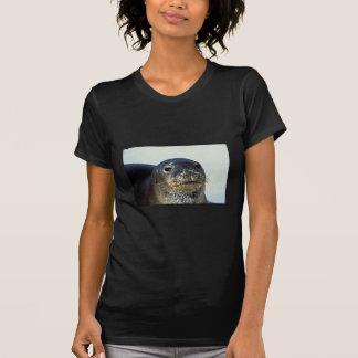 Hawaiian Monk Seal Tshirts
