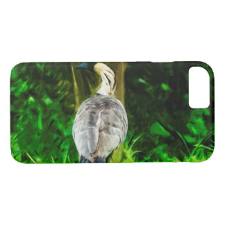 Hawaiian Nene Abstract Impressionism iPhone 7 Case