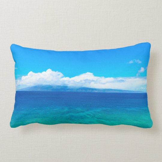 Hawaiian Ocean Throw Pillows or YOUR PHOTO