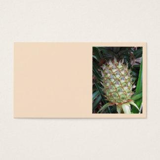 Hawaiian Pineapple Business Card