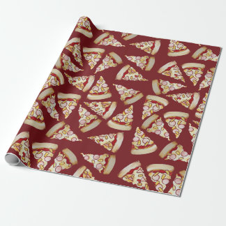 Hawaiian Pizza Lover Wrapping Paper