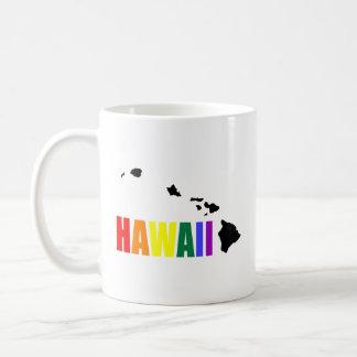 Hawaiian Rainbow 2 Coffee Mug