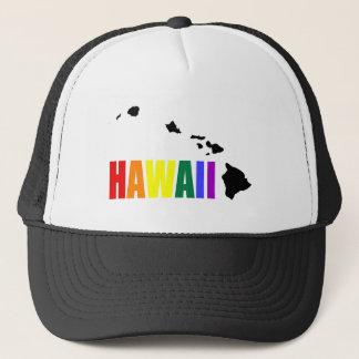 Hawaiian Rainbow 2 Trucker Hat