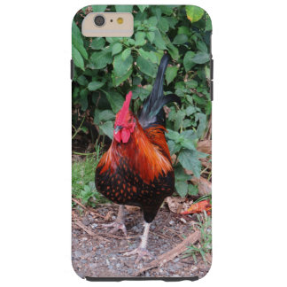 Hawaiian Rooster Tough iPhone 6 Plus Case