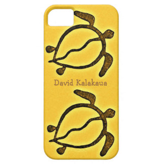 Hawaiian Sea Turtle  Golden Honu Barely There iPhone 5 Case