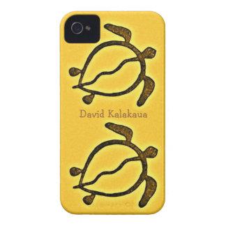 Hawaiian Sea Turtle  Golden Honu iPhone 4 Case