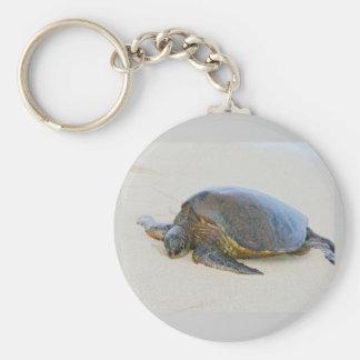 Hawaiian Sea Turtle Key Ring