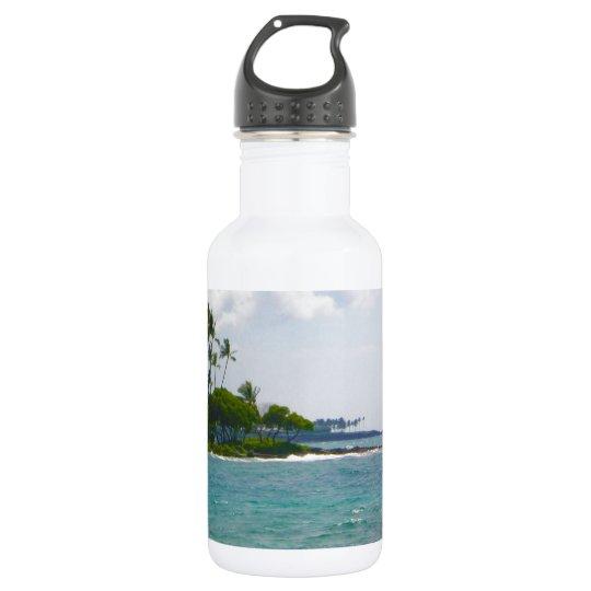 Hawaiian Shore 532 Ml Water Bottle