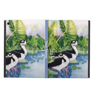 Hawaiian Stilts (Ae'o)