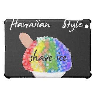 Hawaiian Style Shave Ice iPad Case