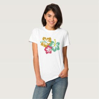 Hawaiian Summer ladies T-Shirt