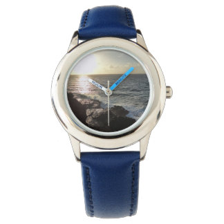 Hawaiian sunrise watch