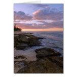 Hawaiian Sunset Cards