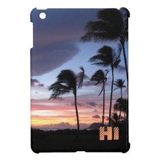 Hawaiian sunset ipad mini case