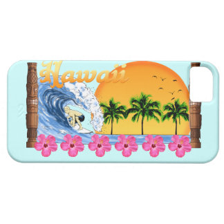 Hawaiian Surfing Case For The iPhone 5