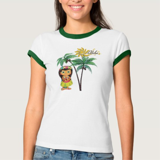 Hawaiian T-Shirt