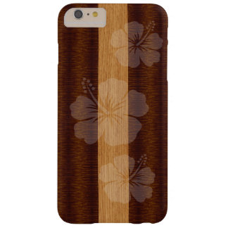 Hawaiian Theme Barely There iPhone 6 Plus Case