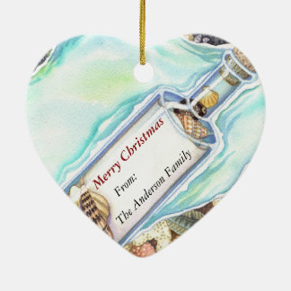 Hawaiian Tide Pool Christmas Ornament