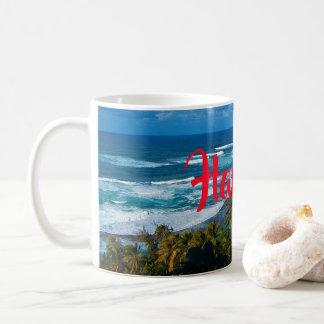 Hawaiian Tropical Island Coffee Mug