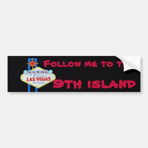 Hawaii's Ninth Island Bumper Stickers