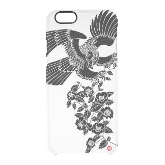 hawk and camellia 鷹椿 iPhone 6 plus case