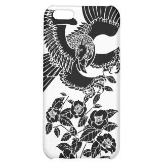 hawk and camellia 鷹椿 iPhone 5C case