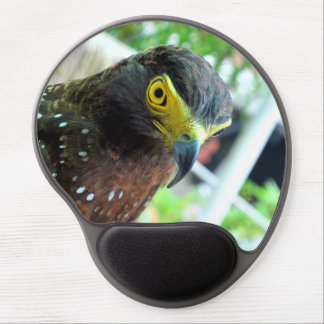 Hawk Bird Gel Mouse Mat