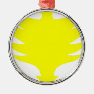 Hawk Christmas Ornament