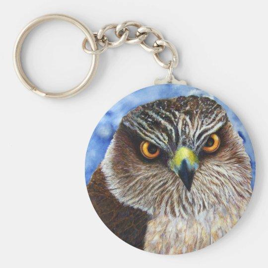 Hawk eyes Key Chain