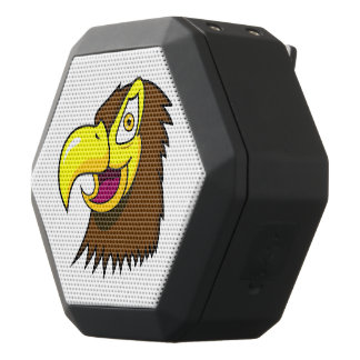 Hawk Face Black Bluetooth Speaker