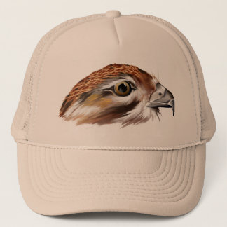 Hawk  Face Hat