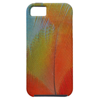Hawk-Headed Parrot Feathers iPhone 5 Cases