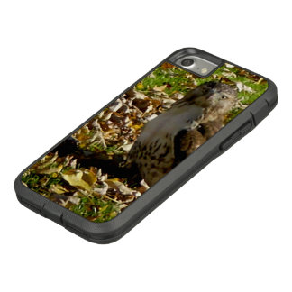 Hawk in Leaves Case-Mate Tough Extreme iPhone 8/7 Case