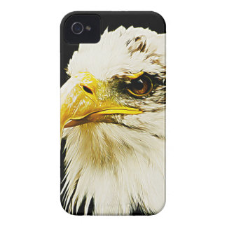 Hawk look Case-Mate iPhone 4 case