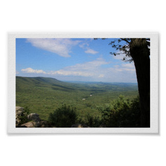 Hawk Mountain Poster