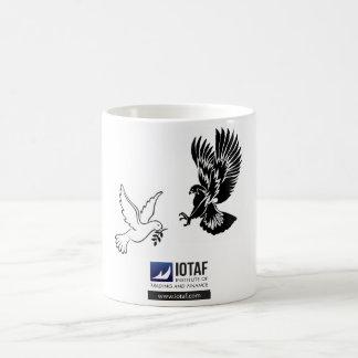 Hawk vs Dove Mug