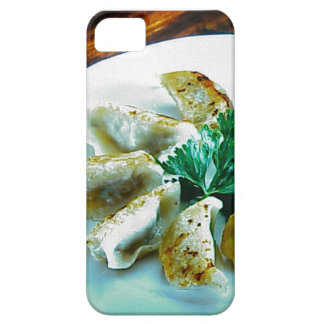 Hawker food, Singapore iPhone 5 Cover