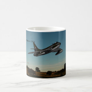 Hawker Hunter 1964 Coffee Mug